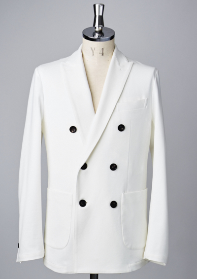 J200 / SWING EASY W-JACKET -WHITE-の写真