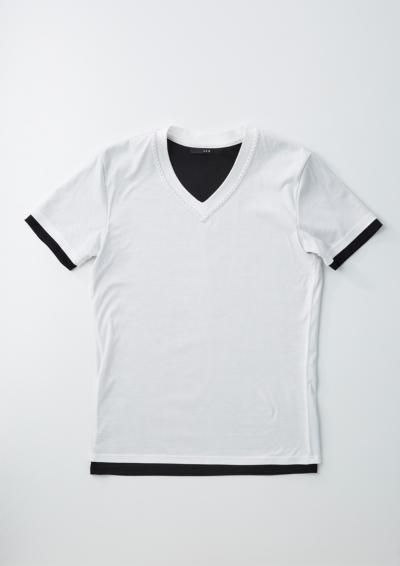 ホワイト/ブラック